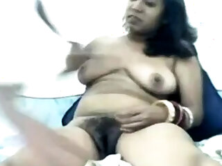 Desi aunty bj with her friend